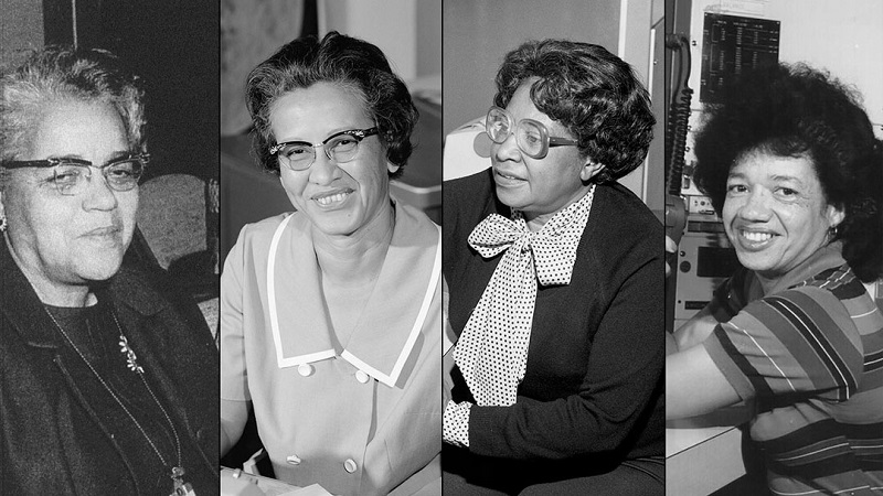 The real life women who inspired Hidden Figures