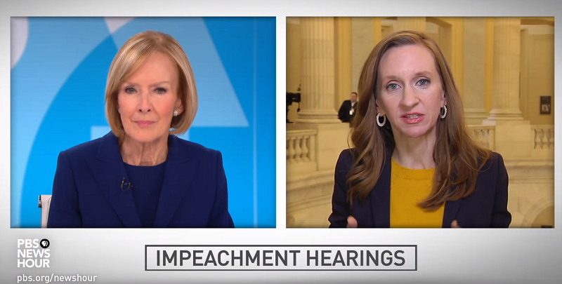 PBS NewsHour Extra discusses the impeachment hearings