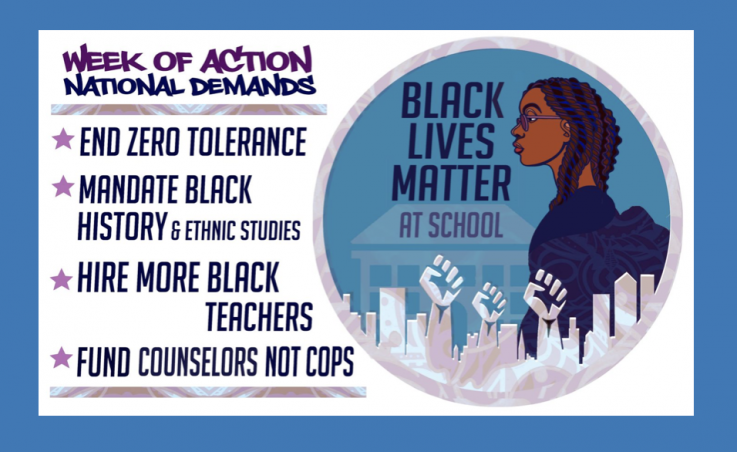 black lives matter at school every day