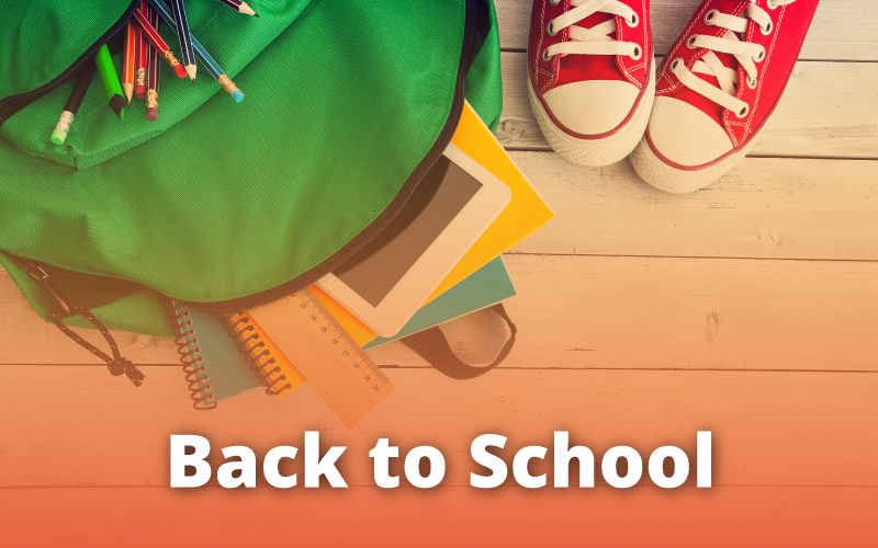 Back to School: Free New Resources from Share My Lesson