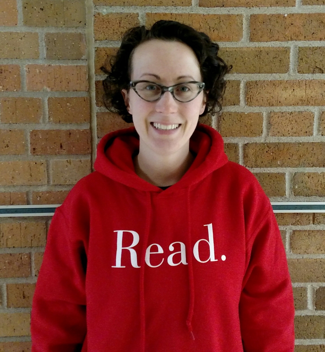 supporting ells: erica Schatzlein, author of this blog, is pictured here
