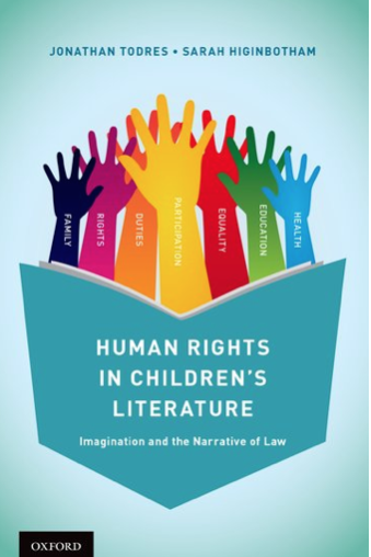 Human RIghts Childrens' Books cover
