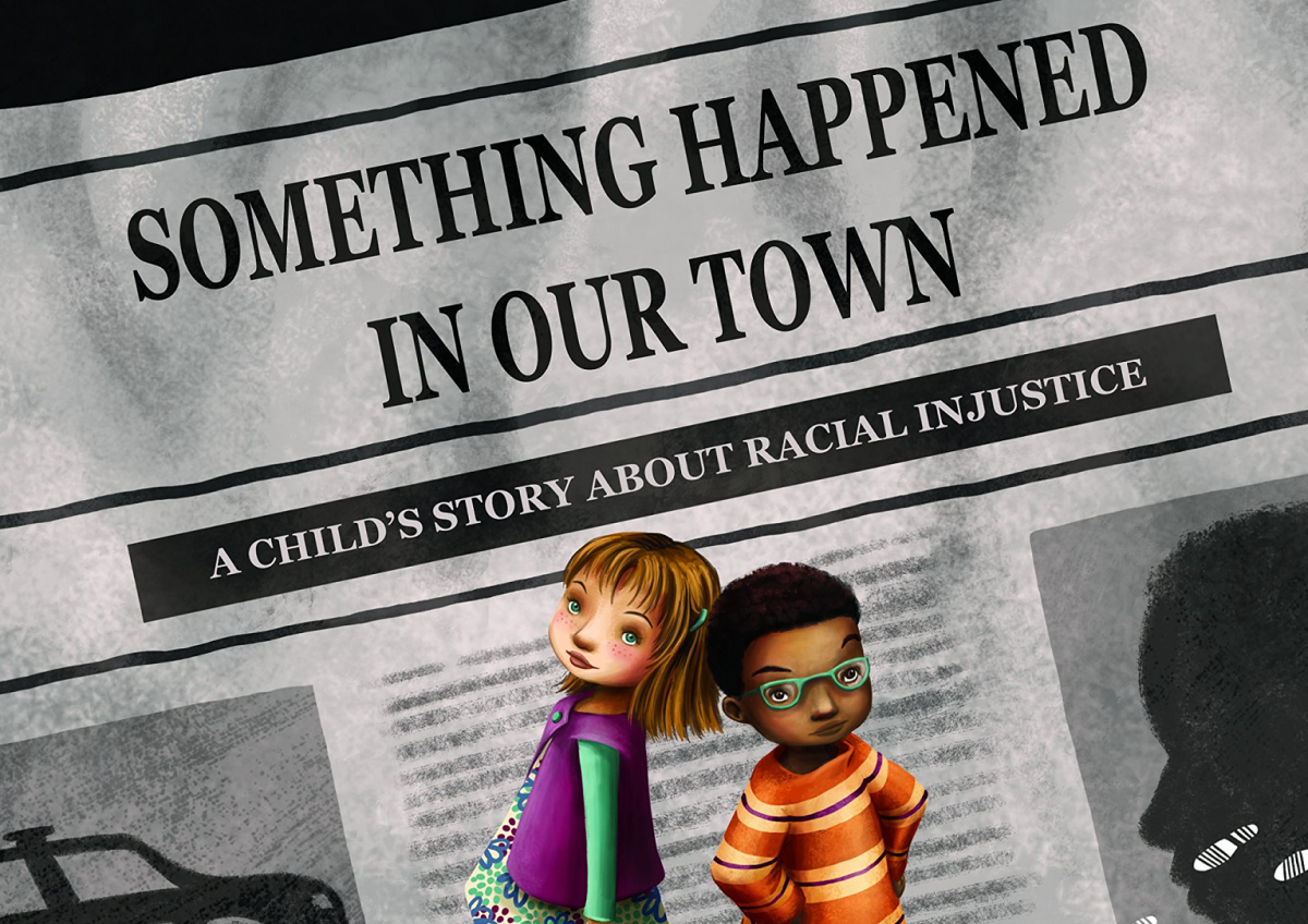 anti-racist reading list: something happened in our town