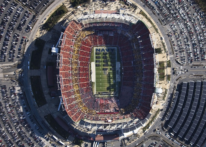 fedex field is at the center of nfl team name changes