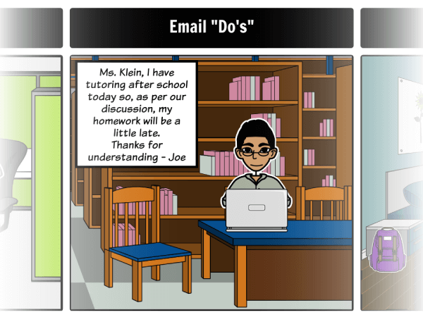 Writing Lesson Plans | Teaching and Practicing Email ...