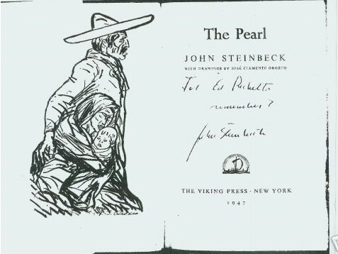 the moral lesson of the pearl by john steinbeck The pearl by john steinbeck parable and oral tradition parable a short allegorical story designed to illustrate or teach some truth, religious principle, or moral lesson slideshow 3018355 by osma.