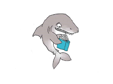 Main picture of Little Shark Book
