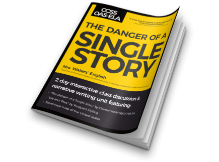 """Main picture of """"The Danger of a Single Story"""" Writing Project"""