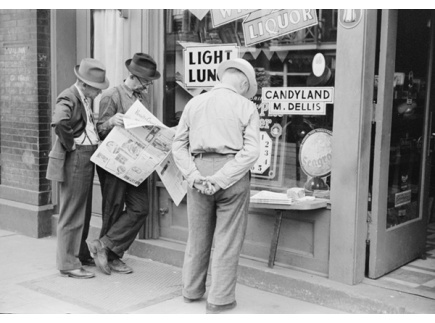 Main picture of Americans and the Holocaust: Interpreting News of World Events, 1933–1938