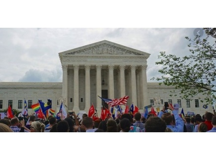 Main picture of The Journey to Marriage Equality in the United States
