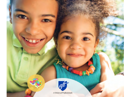 Main picture of AFT Helping Children Thrive Executive Summary