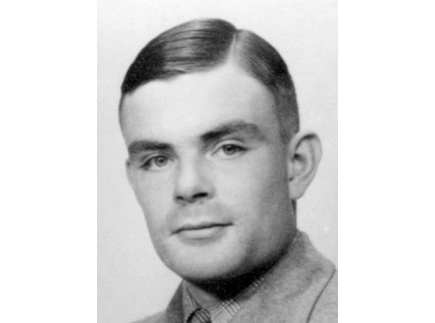 Main picture of Alan Turing Lesson Plan