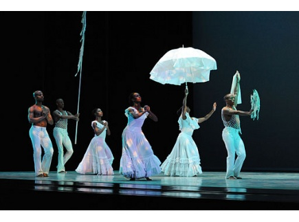 """Main picture of Alvin Ailey's """"Revelations"""": Performing Arts Unit Plan"""