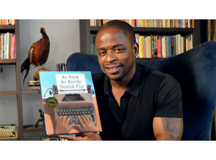 Main picture of As Fast As Words Could Fly read by Dulé Hill