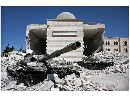 Main picture of Lesson Plan: An Attack on Syria-What Would You Do?