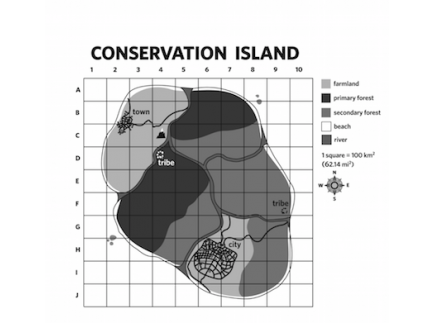 Main picture of Lesson Plan: Conservation Island