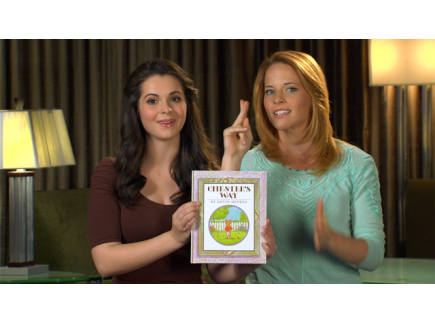Main picture of Chester's Way read by Vanessa Marano & Katie Leclerc