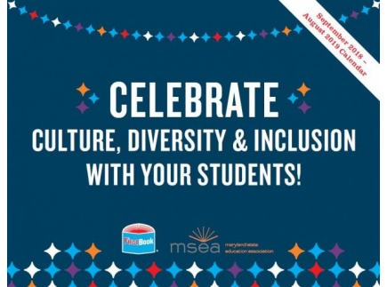 Main picture of Celebrate Culture, Diversity, & Inclusion With Your Students - February Calendar