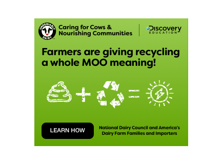 Main picture of Undeniably Dairy: Converting Poop to Power