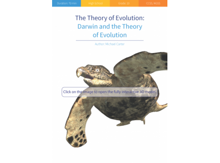 Main picture of Darwin and the Theory of Evolution