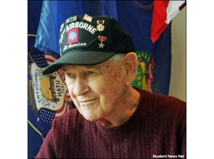 Main picture of D-Day Veteran: Don Jakeway