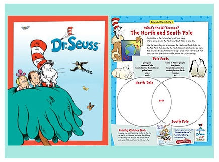 Main picture of The Cat in the Hat's Learning Library