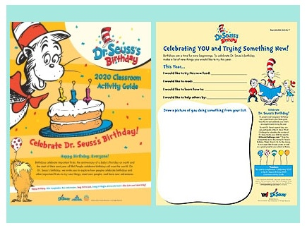 Main picture of Celebrate Dr. Seuss's Birthday