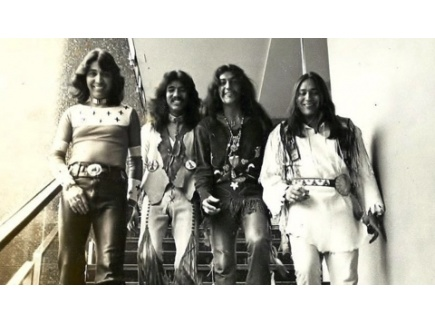 Main picture of Indigenous Music from Wounded Knee to the Billboard Charts