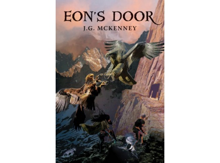 Main picture of EON'S DOOR Novel Study Unit - Comes with a free copy of the book to share with students!