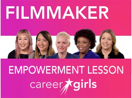 Main picture of Importance of Women Behind the Camera: Video-Based Empowerment Lesson