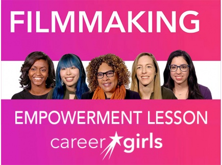 Main picture of Filmmaking Careers: Video-Based Career Exploration Lesson