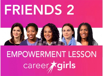 Main picture of Choosing the Right Friends: Video-Based Empowerment Lesson
