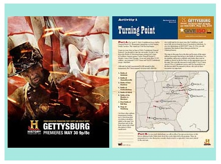 Main picture of Gettysburg
