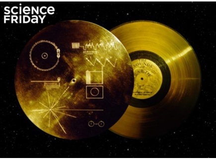 Main picture of Remaster the Golden Record Student Discussion Activity