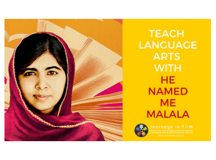 Main picture of He Named Me Malala