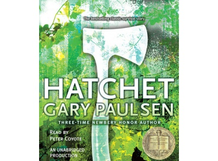 Main picture of Hatchet By Gary Paulsen A novel HyperDoc Template for Teachers, Parents and Students During Social Isolation