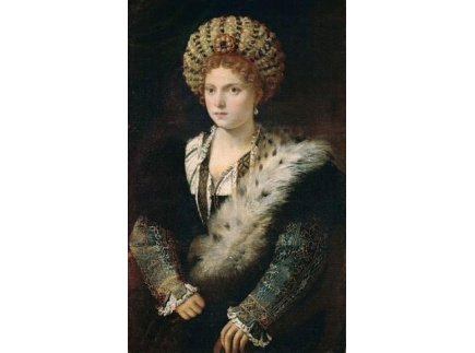 Main picture of ISABELLA D'ESTE - RENAISSANCE WOMAN