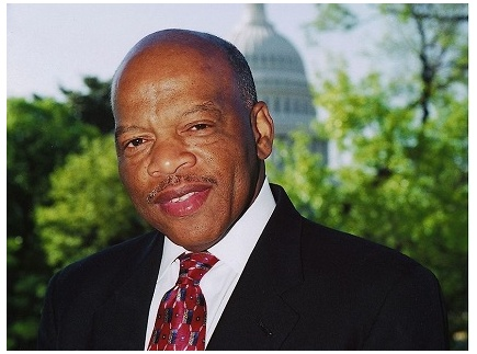 Main picture of John Lewis: Non-Violent Activism: Lesson Plan
