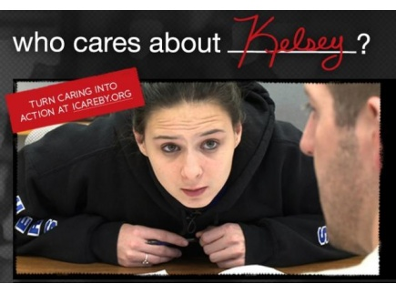 Main picture of Who Cares About Kelsey? Documentary film project