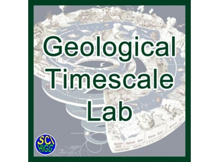 Main picture of Geological Timescales Lab / Project for AP* Environmental Science