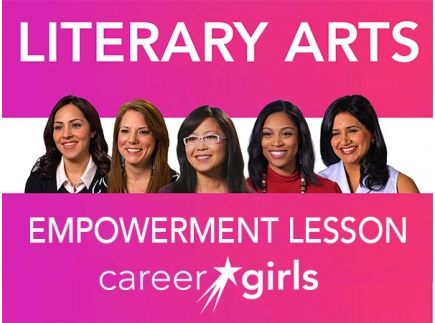 Main picture of Literary Arts Careers: Video-Based Career Exploration Lesson
