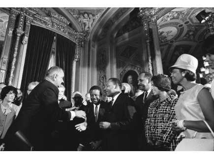 Main picture of The Voting Rights Act, 1965 and beyond: Lesson Plan