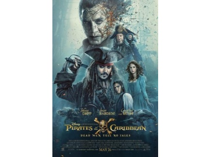 Main picture of Pirates of the Caribbean Activity Packet