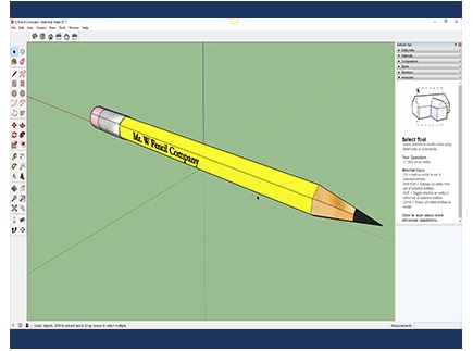 Main picture of SketchUp – An Introductory 3D Modeling STEM Activity For Your Classroom
