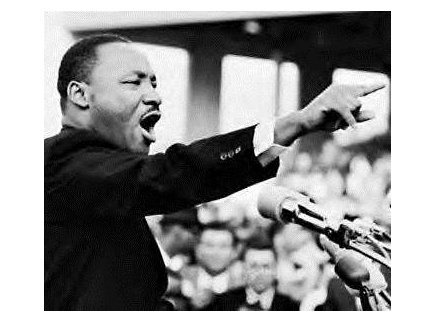 Main picture of Persuasive Speech -  Martin Luther King