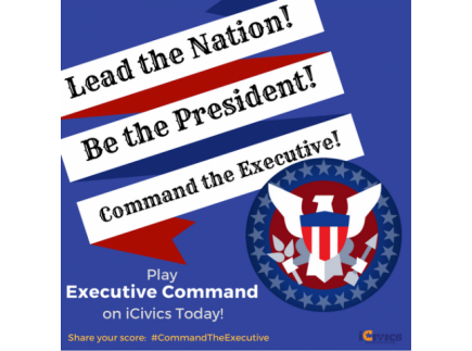 Main picture of Executive Command Game and Extension Pack