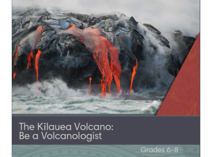 Main picture of Kilauea Volcano: Be a Volcanologist