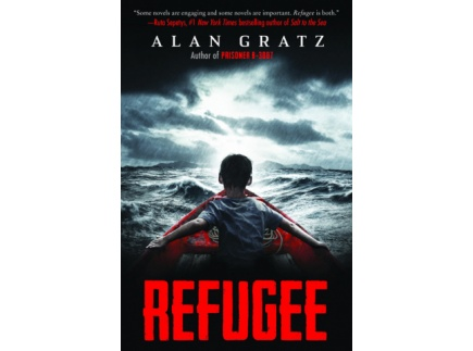 Main picture of Novel HyperDoc Unit Template for Refugee by Alan Gratz For Teachers, Parents and Students Especially During Social Isolation