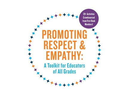 Main picture of PROMOTING  RESPECT & EMPATHY: A Toolkit for Educators of All Grades
