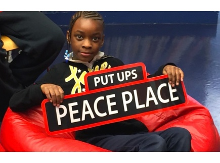 Main picture of SEL Activity - Creating a Peace Place